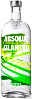 Absolut Vodka Cilantro 1.00l
